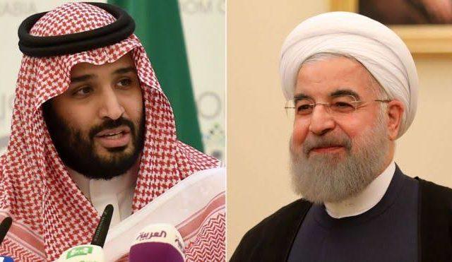 ایران سعودی کا مذہبی اختلاف نہیں