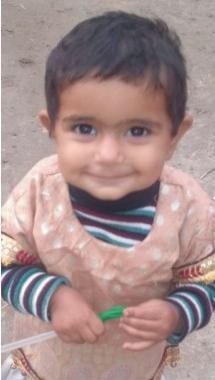 ًرحیم یار خان میں 2 سالہ بچی لاپتہ