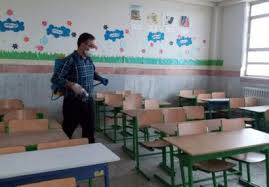 ایران میں اسکول غیرمینہ مدت کے لیے بند