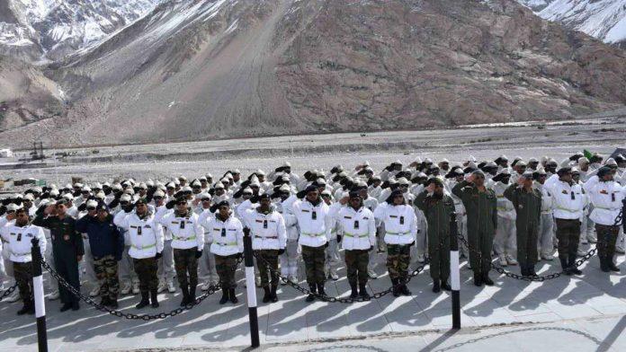 لداخ میں چین کا بھارت کے زیر اثر علاقہ پر قبضہ