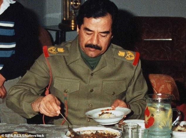 صدام حسین کھانے میں کیا پسند کرتے تھے؟