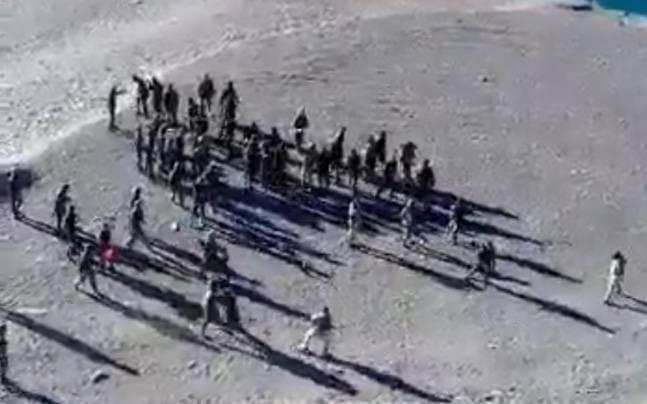 سکم بارڈر پر چینی اور بھارتی فوج میں تصادم، متعدد ہلاک اور زخمی
