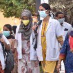 بھارت کورونا متاثرہ ممالک کی فہرست میں تیسرے نمبر پر