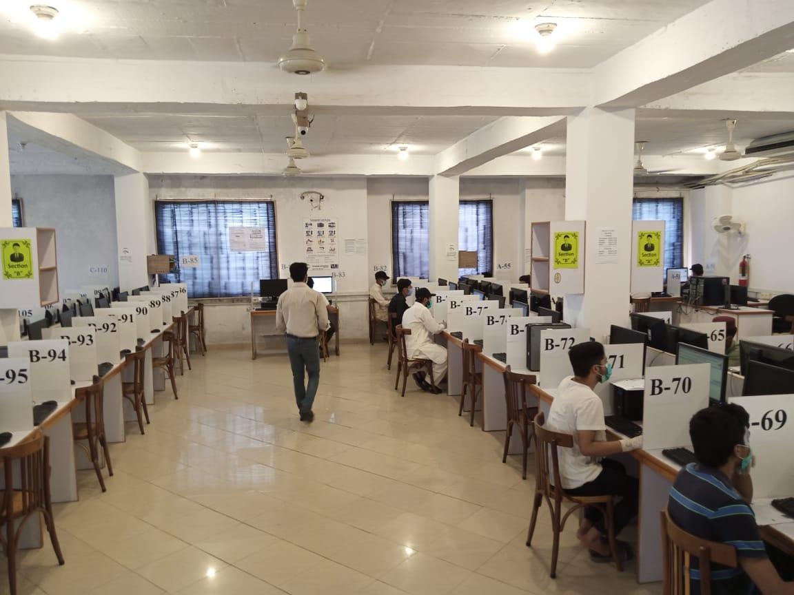 پنجاب انجنیئرنگ اداروں کے انٹری ٹیسٹ کا نتیجہ 8 اگست کو جاری ہو گا