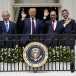 اسرائیل کو تسلیم کرنے کے مقاصد