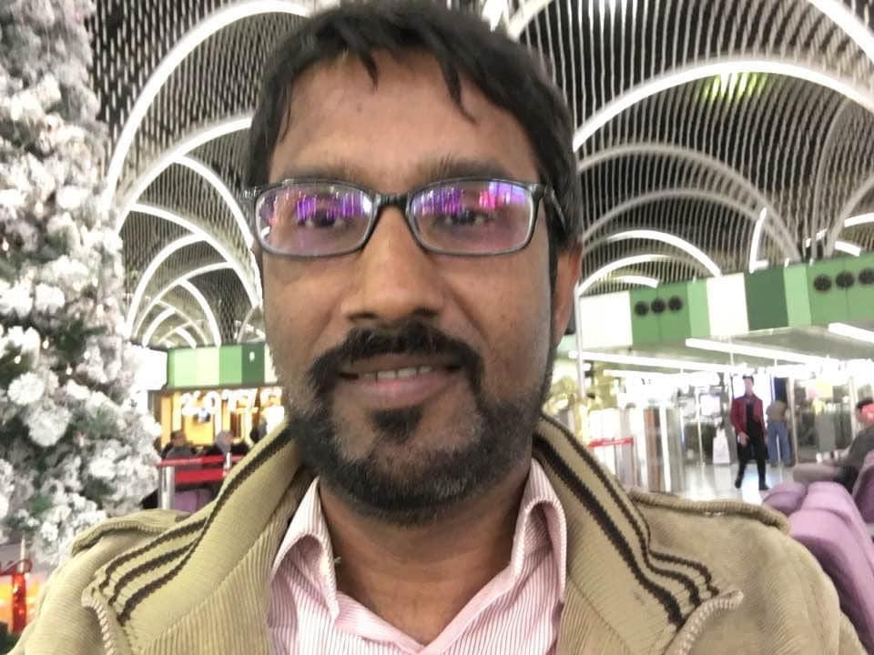 کیپٹن صفدر گرفتاری کی ویڈیو بریک کرنے والے جیو نیوز کے رپورٹر علی عمران بھی لاپتہ