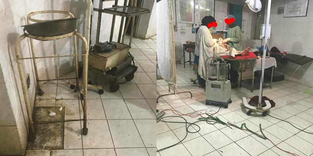 لاڑکانہ کے اسپتالوں میں نوزائدہ بچیاں چھوڑ کر فرار ہونے کے واقعات کا انکشاف