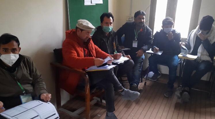پی ڈی ایم کا گلگت بلتستان میں انتخابی دھاندلیوں کے خلاف وائٹ پیپر جاری کرنے کا فیصلہ