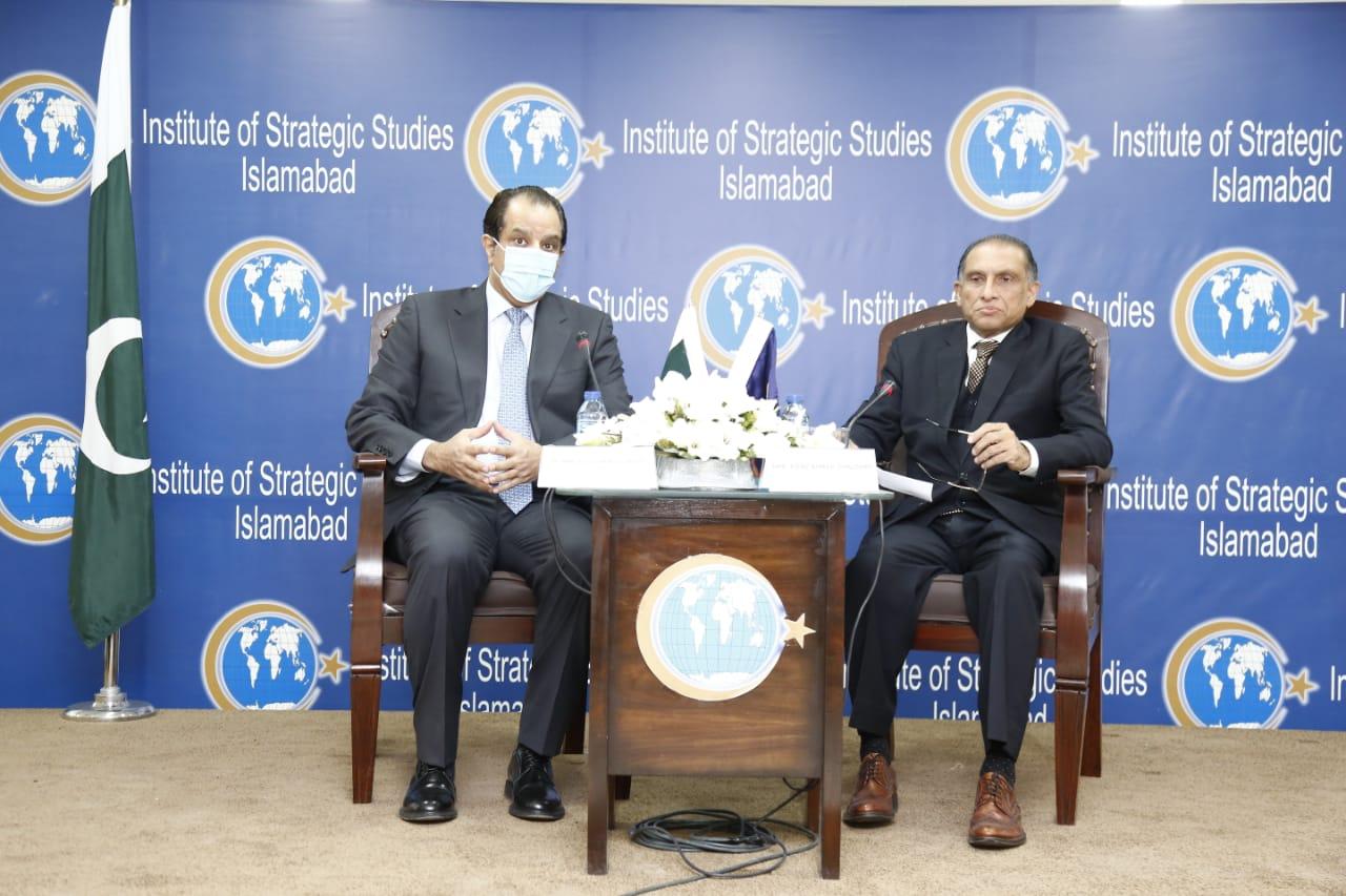 کویت کی اپنے سفارت کاروں کی پاکستان میں تربیتی پروگرام میں دلچسپی