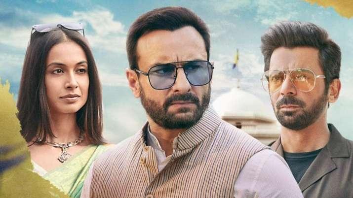 مسلمانوں کے بعد فلم انڈسٹری بھی مودی انتہاپسندی کا شکار، سیف علی خان کی فلم پر مقدمہ درج