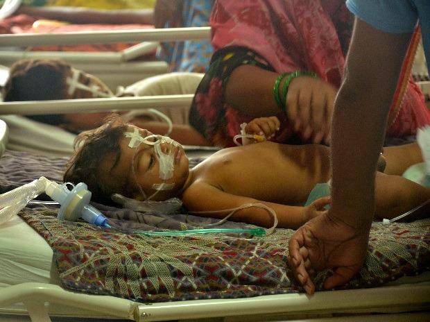 لاڑکانہ کے اسپتال میں آکسیجن نہ ملنے پر 2 بچے جاں بحق