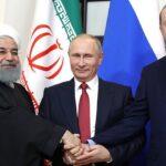 روس، ترکی اور ایران کے اتحاد سے طاقت کا مرکز پریشان