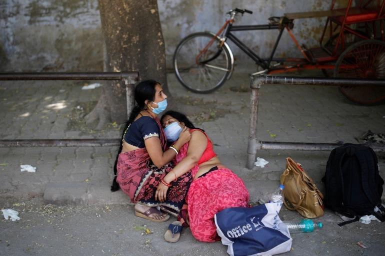 کورونا وائرس سے ایک دن میں اموات کا بھارت میں ورلڈ ریکارڈ بن گیا