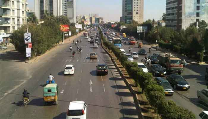کراچی میں گرمی مزید بڑھنے کا امکان درجہ حرارت 41 تک پہنچےگا