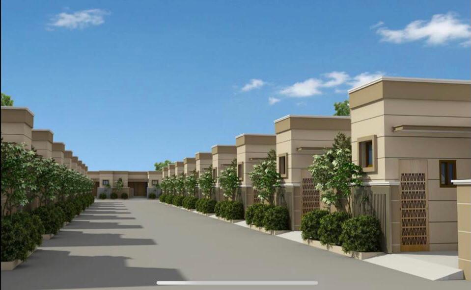 سرگودھا میں 3 مرلہ کے ایک ہزار 175 مکانوں کی تعمیر کا افتتاح