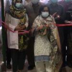 پاکستان کا سب سے بڑا کورونا ویکسنیشن سینٹر کراچی میں بن گیا