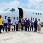 کورونا کا خوف، بھارتی بزنس میں چارٹرڈ طیارہ کر کے دبئی پہنچ گیا