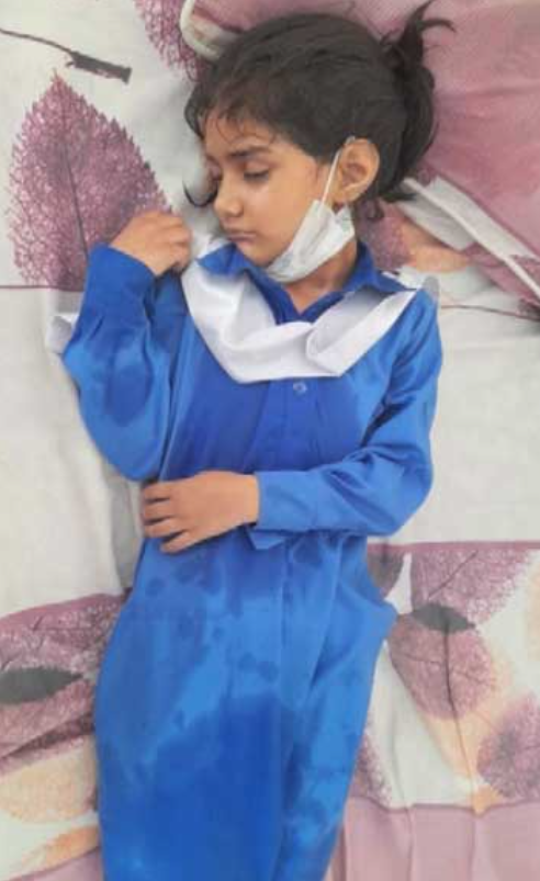 اسلام آباد اسکول کے25 بچے گرمی سے بے ہوش ہوگئے