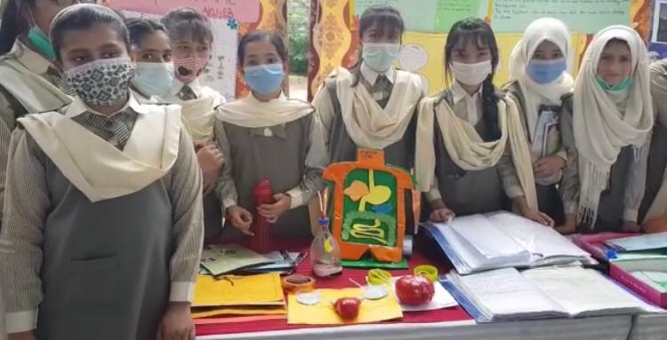 جشن گلگت میں بچوں کا ادبی میلہ، تین روزہ فیسٹیول میں رنگا رنگ پروگرام