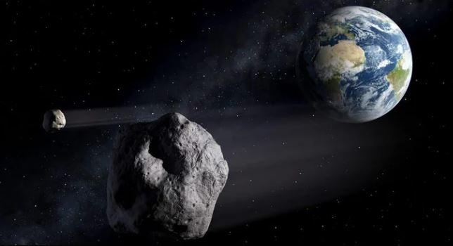 بڑا سیارچہ زمین کی طرف بڑھنے لگا، ناسا نے خطرے کا الرٹ جاری کردیا