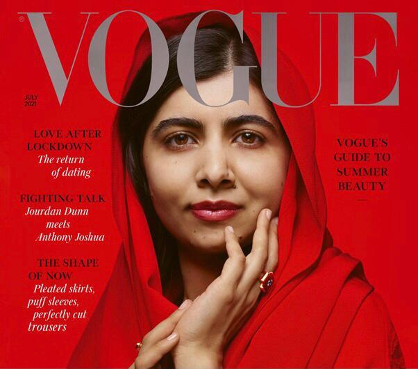 ایک بار پھر ملالہ پہ برستے تیر دشنام