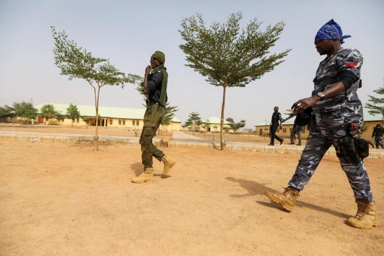 نائیجیریا میں مدرسے کے 100 سے زائد طلبہ اغوا