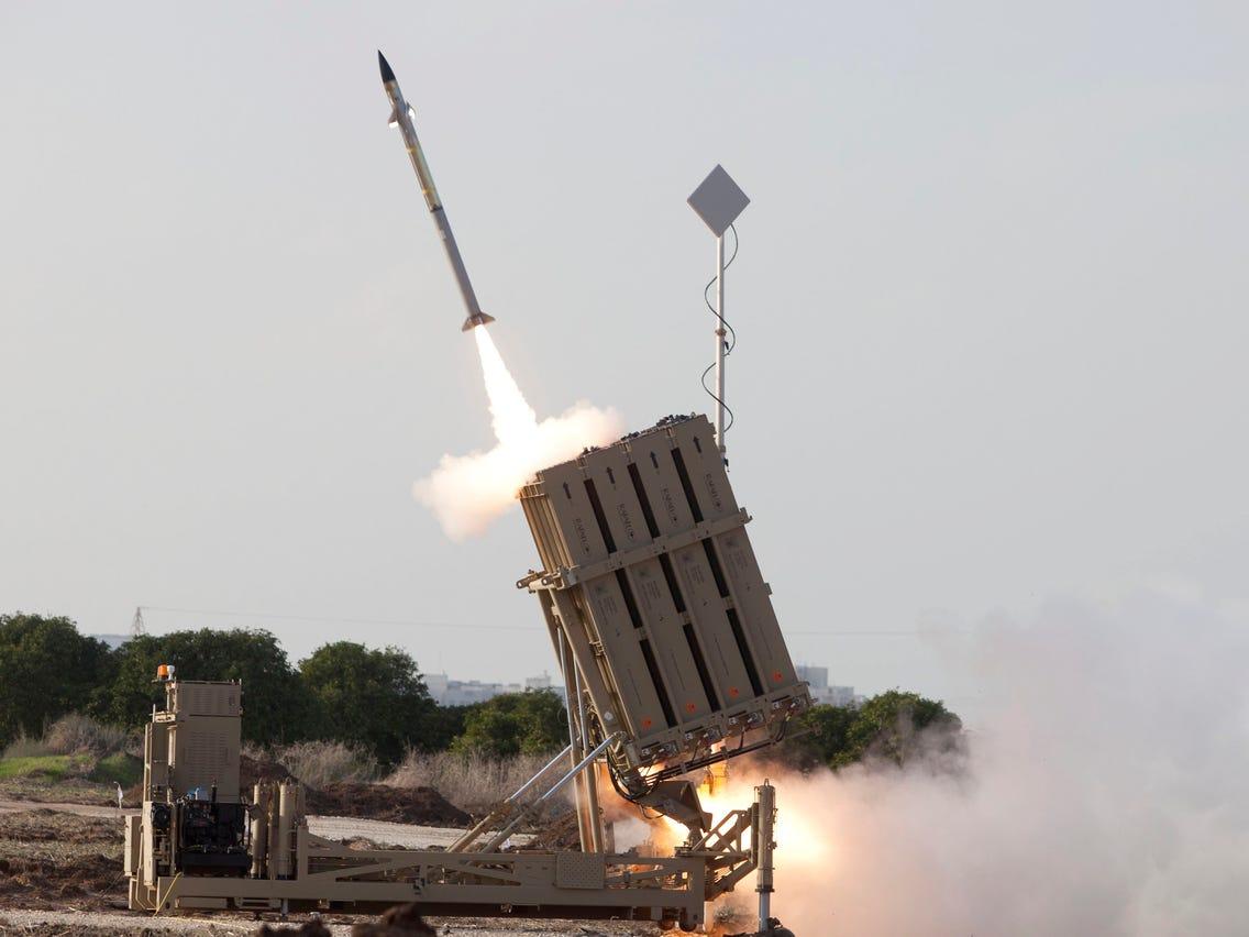 میزائل ڈیفنس سسٹم کے لیے اسرائیل کو مزید ایک ارب ڈالر کی امداد کا بل