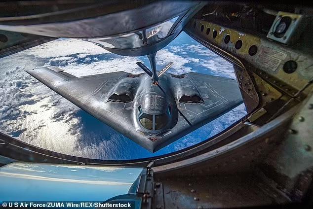 دنیا کے جدید اور خطرناک ترین بی ٹو اسپرٹ اسٹیلتھ طیارے کو حادثہ