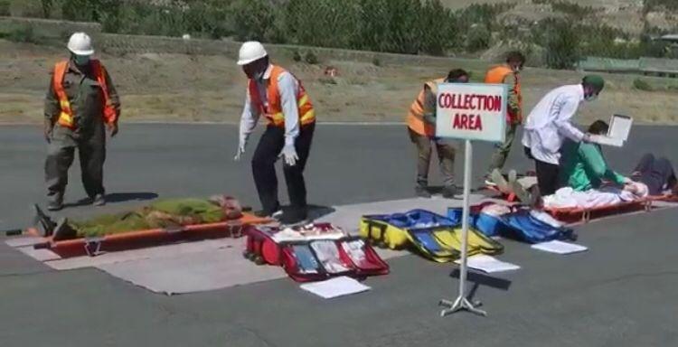 چترال ائیرپورٹ پر ہنگامی صورت حال، کنٹرول ٹاور پر ایمرجنسی کال