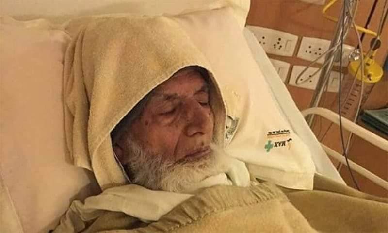 کشمیری ایک عظیم اور پرعزم رہنماء سے محروم ہوگئے ،علی رضا سید
