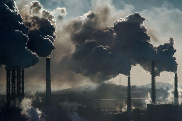ماحولیاتی تبدیلی سے فضائی آلودگی زیادہ خطرناک سالانہ 70 لاکھ اموات